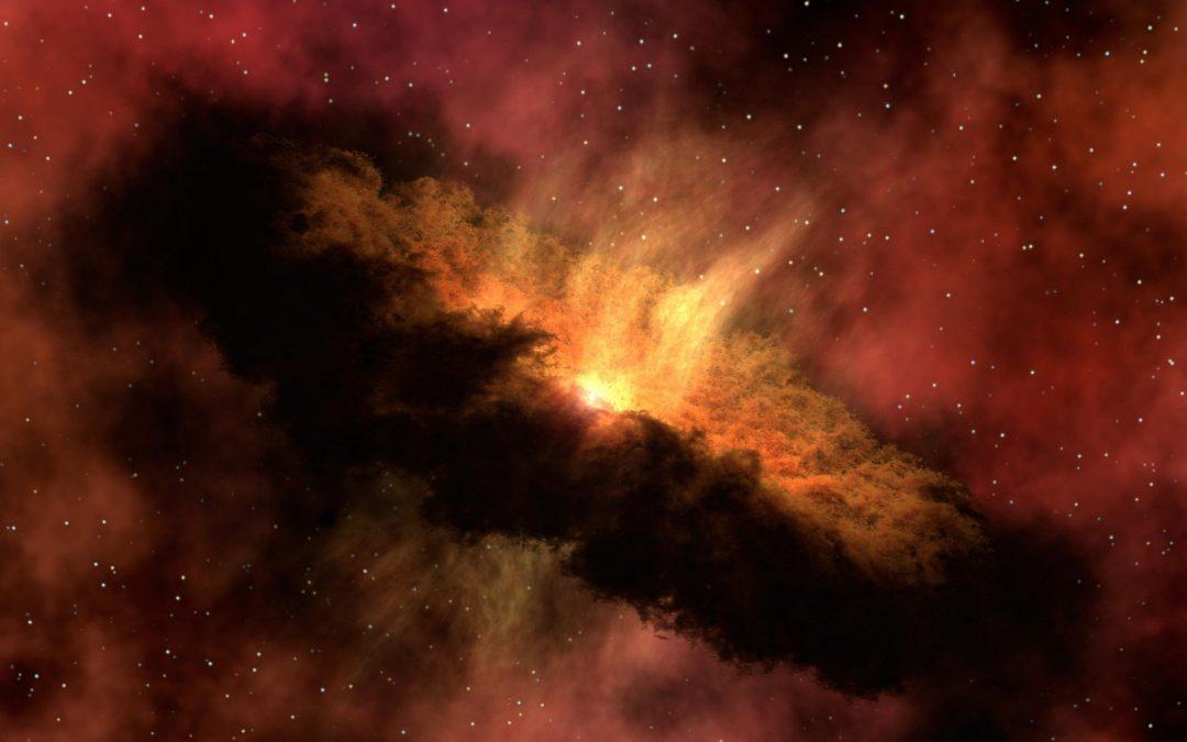 Universul dinamic și infinit